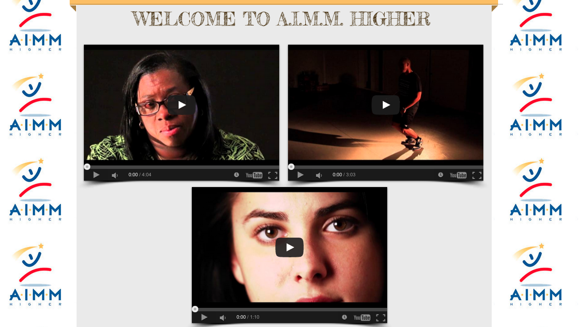 Non Profit AIMM Higher Two Parrot Video Production Case Study1