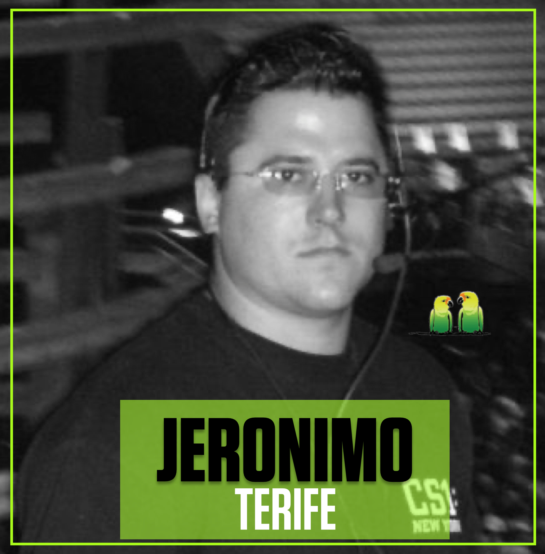 Jeronimo Terife